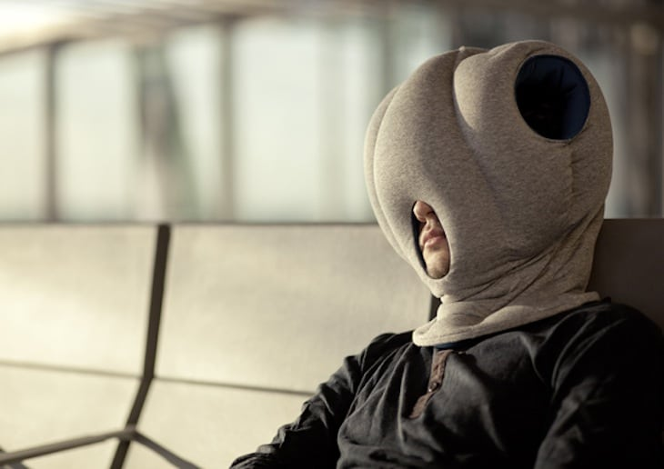 10 Silly Travel Pillows That Want to Sell You Sleep on
