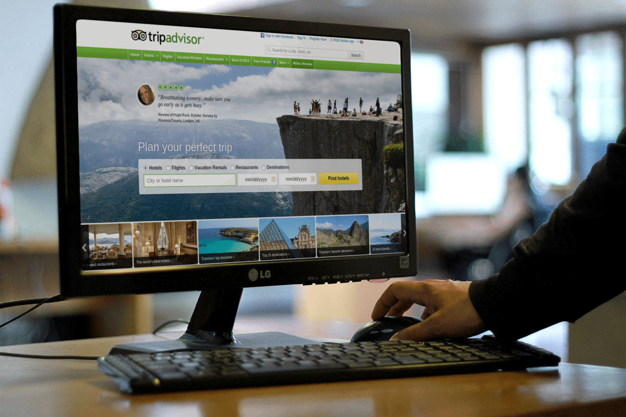 The Positive TripAdvisor Ratings Taking the Sting Out of Online Reviews