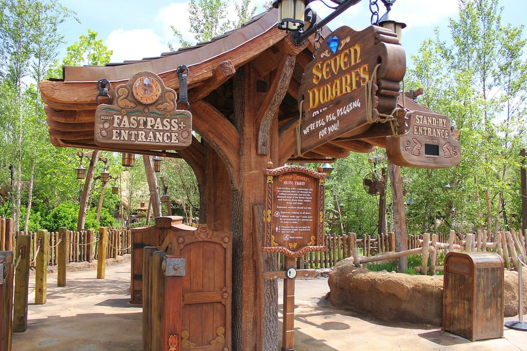 Disney's New Roller Coaster is Last Piece of Fantasyland Expansion