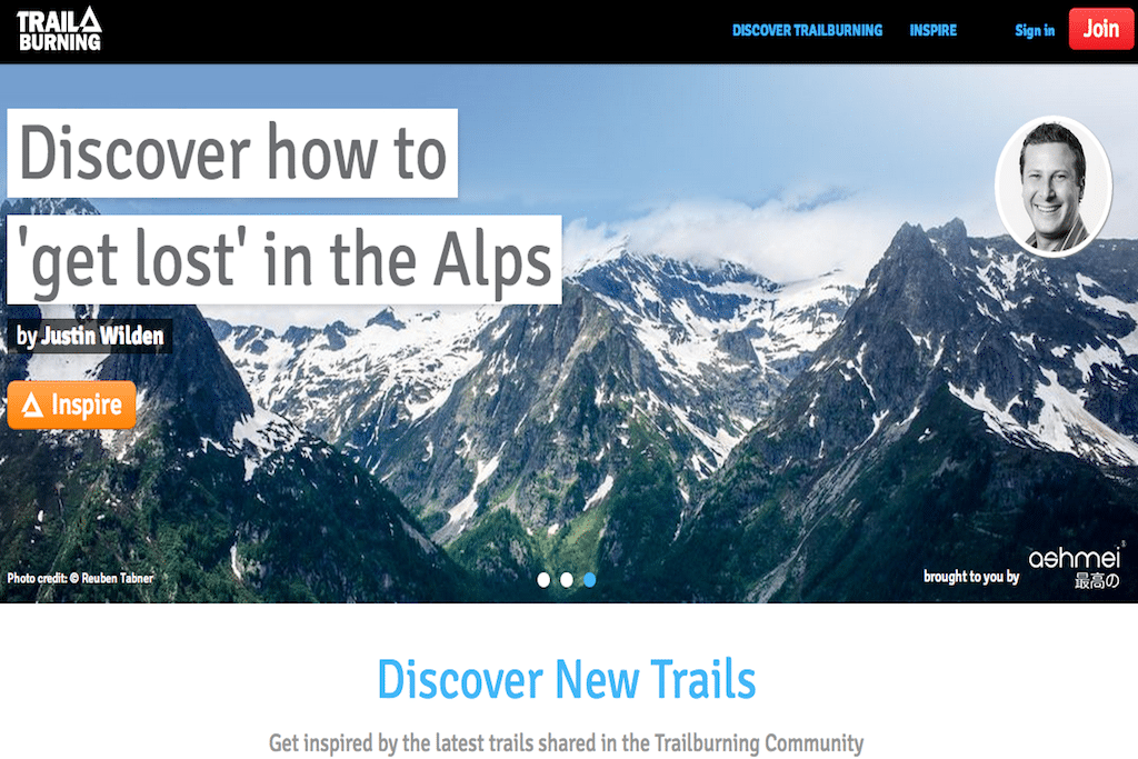 Daily Travel Startup Watch: Trailburning, TravelStarter and More