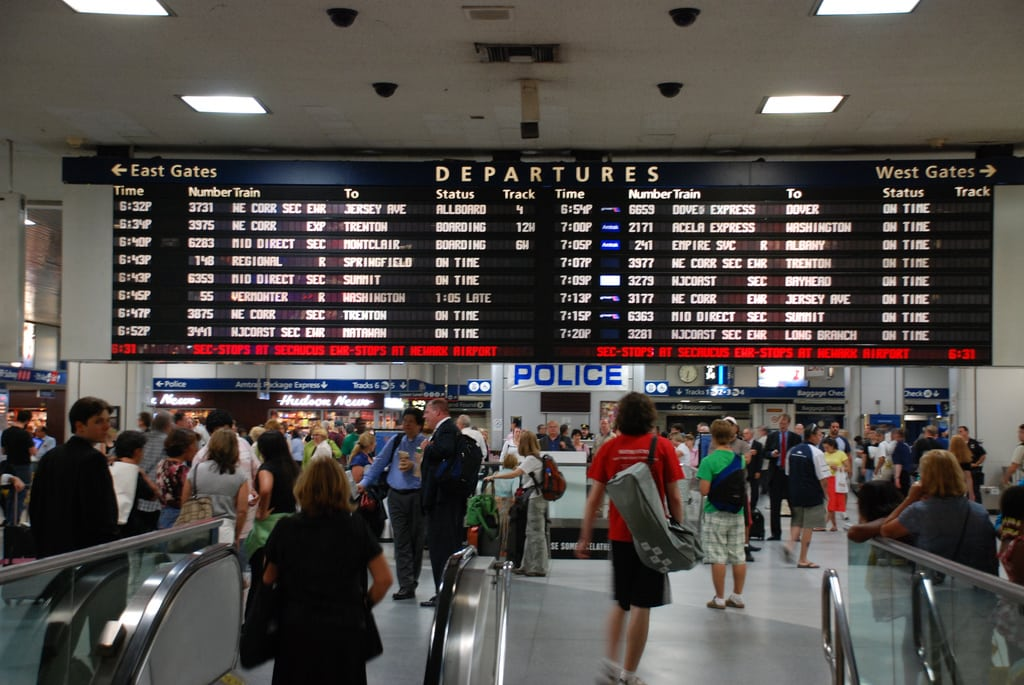 A Proposal to Improve Penn Station by Moving Madison