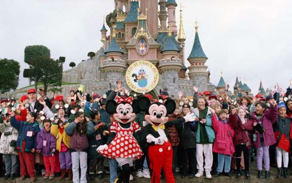 Euro Disney Paris Park