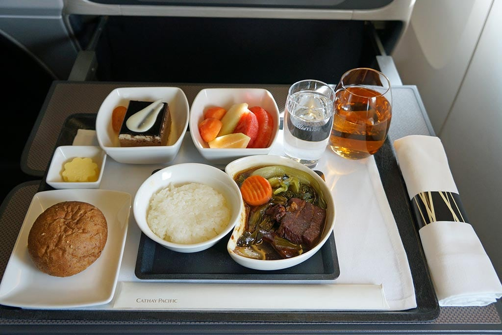 Cathay Pacific Tries to Set a New Standard for Business