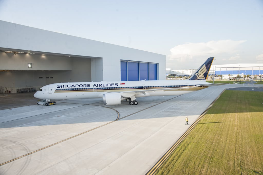 Boeing\'s Newest Dreamliner Is More of a Regional Aircraft Than Its ...