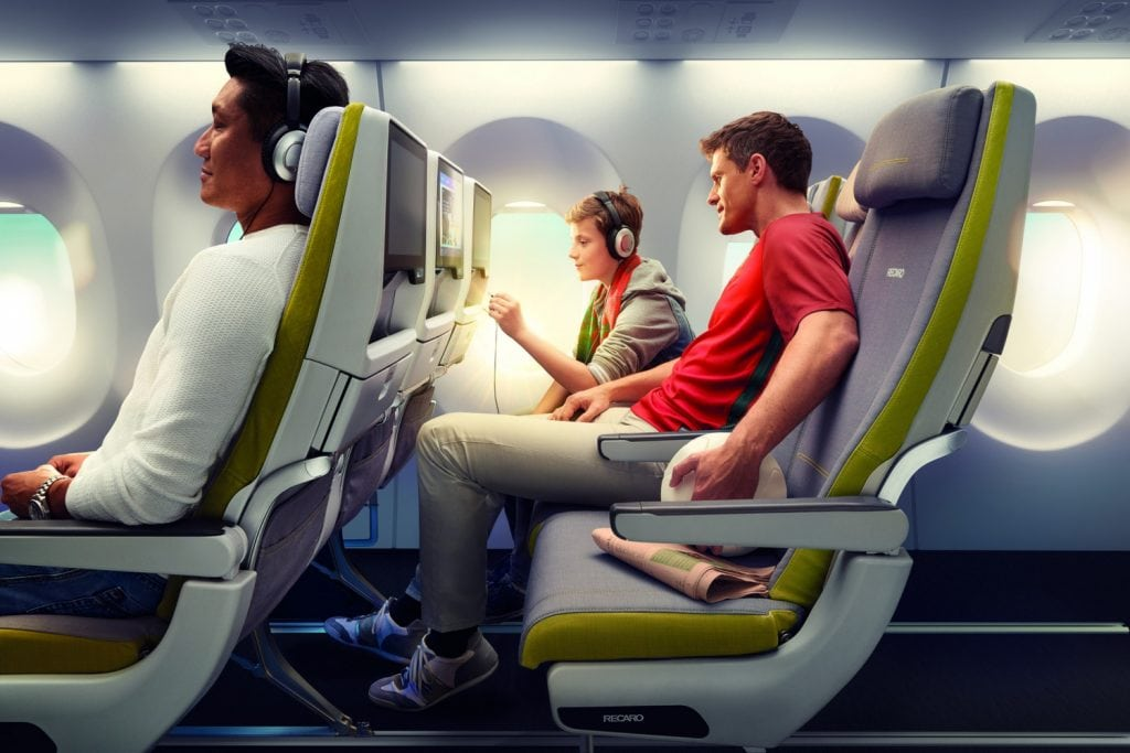 The Business of PassengerProofing Seats and Every Other Square Inch Inside a Plane  Skift