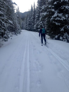 xc skiing winter park co