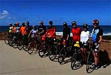 Ibex Bike Trip