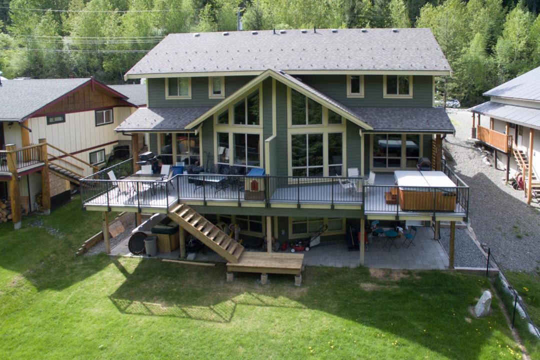 Pineview Lodge 5 Bedroom BOB