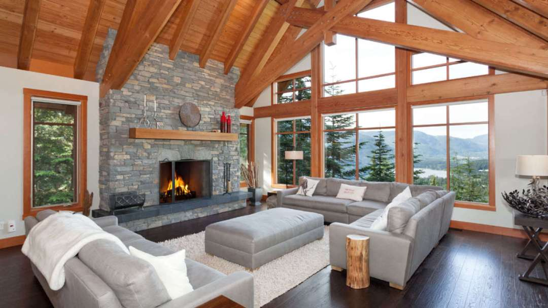 Whistler Luxury Log Homes