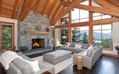 Whistler Luxury Log Chalets