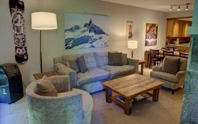 3 Bedroom Powderhorn – Blackcomb Benchlands Accommodation