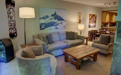 3 Bedroom Powderhorn #202 – Blackcomb Benchlands Accommodation