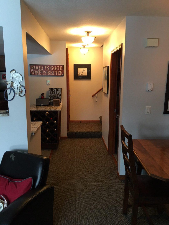 3 Bedroom Whistler Village Accommodation Living