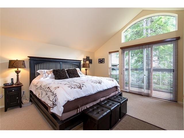 4 Bedroom Long Term Rental Whistler King Bedroom