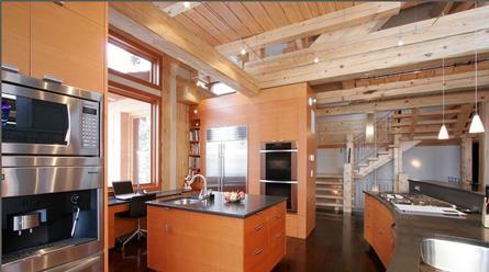 7 Bedroom Whistler Rental Home (10)