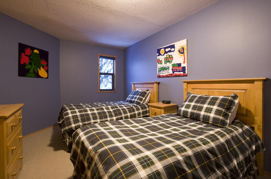 Whistler Village Accommodation - Telemark Bedroom