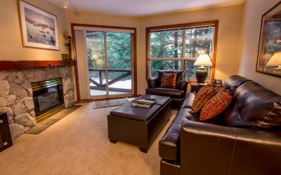 1 Bedroom Aspens Ski In Ski Out on Blackcomb #116