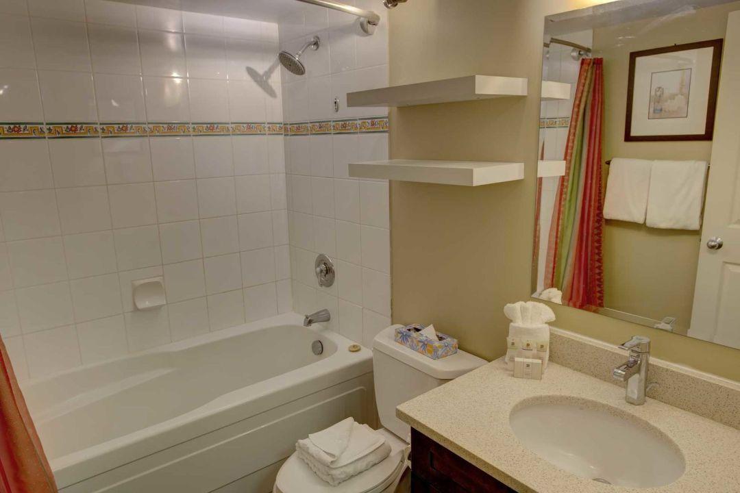 Aspens 1 Bedroom Unit 205 BATH