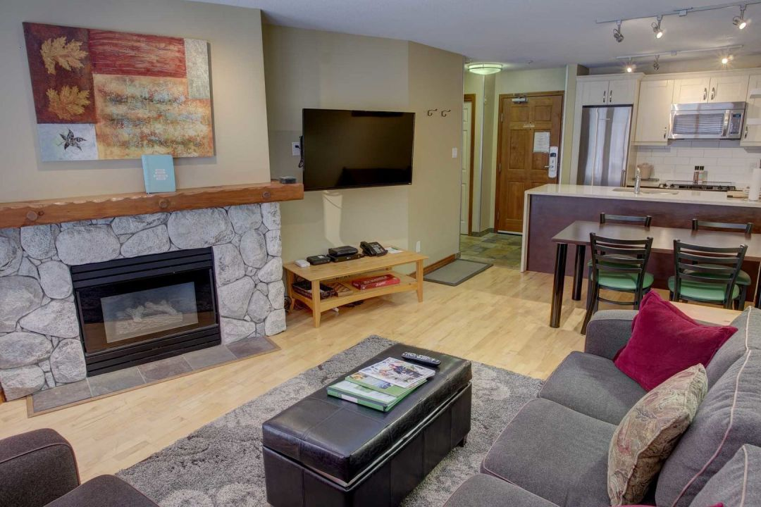 Aspens 1 Bedroom Unit 205 LR