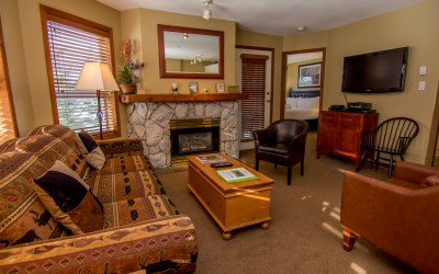 1 Bedroom Aspens Ski In Ski Out on Blackcomb #209