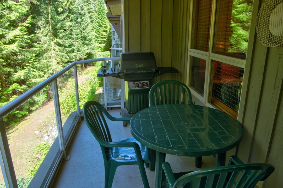 Aspens 1 Bedroom Unit #222 - BBQ