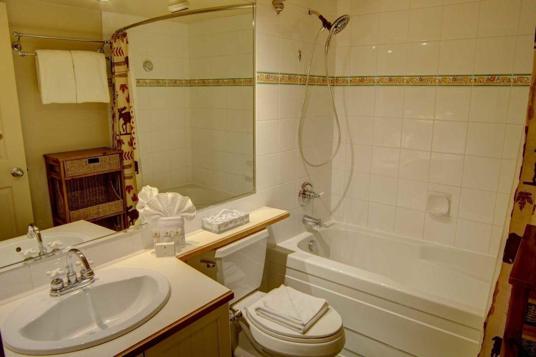 Aspens 1 Bedroom Unit 234 BATH