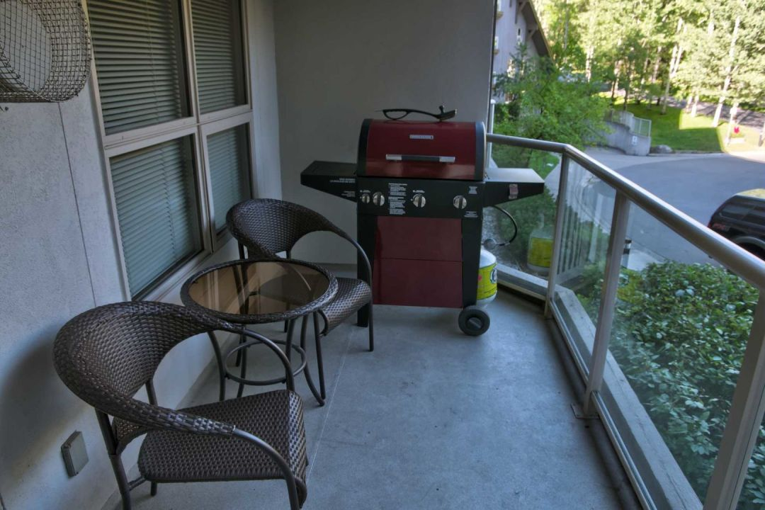 Aspens 1 Bedroom Unit 238 BBQ