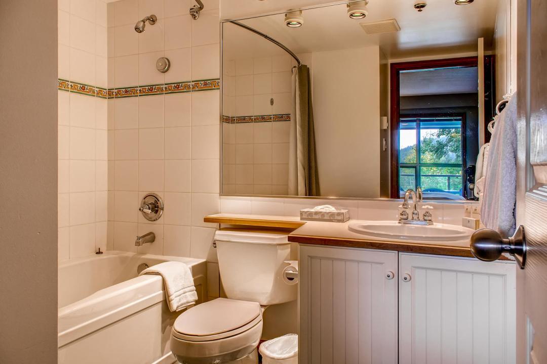 Aspens 1 Bedroom Unit 464 BATH