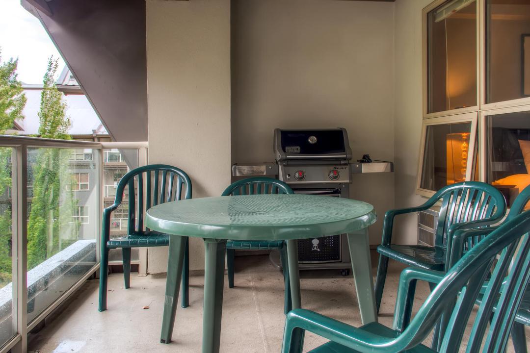 Aspens 1 Bedroom Unit 464 BBQ