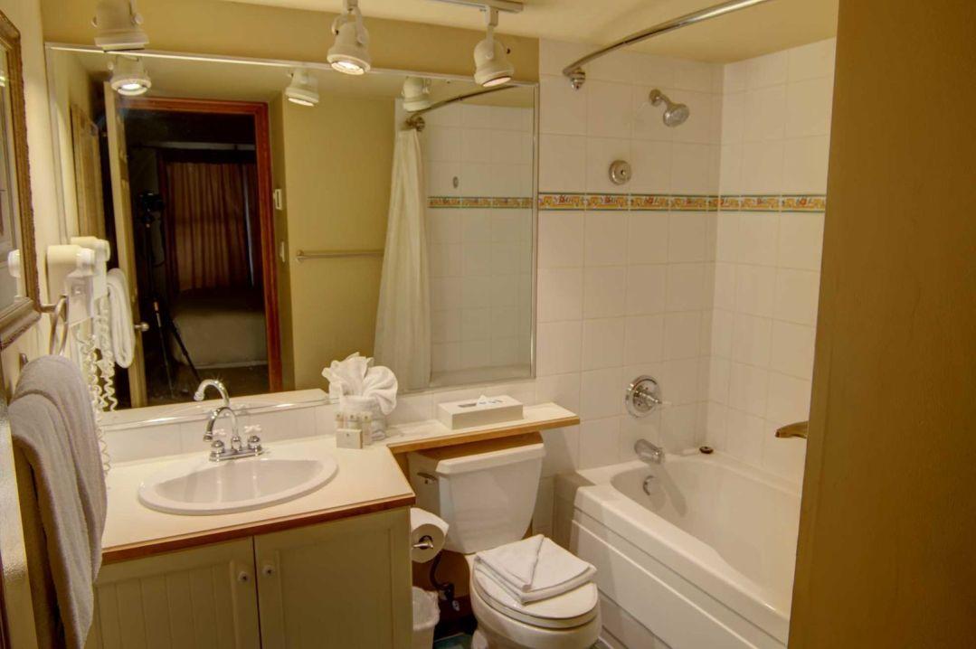 Aspens 2 Bedroom Unit 132 BATH