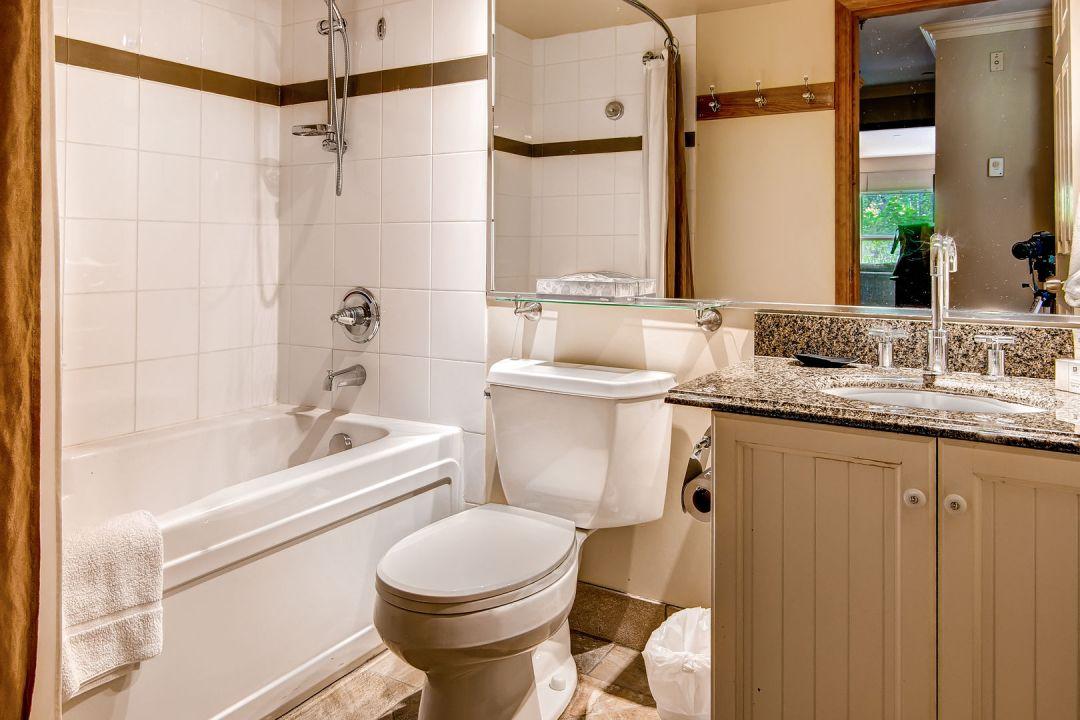 Aspens 2 Bedroom Unit 255 BATH2