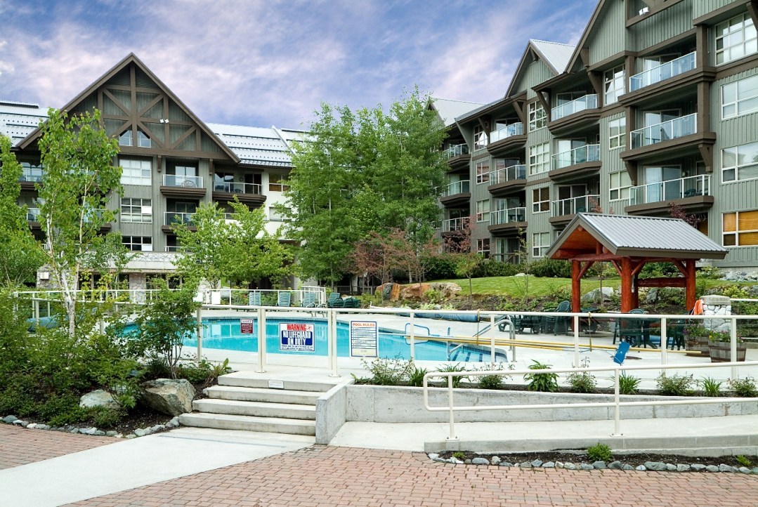 Aspens 2 Bedroom Unit 255 POOL2