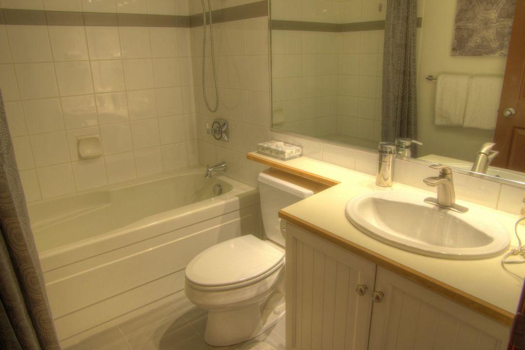 Aspens 1 Bedroom Unit 302 BATH