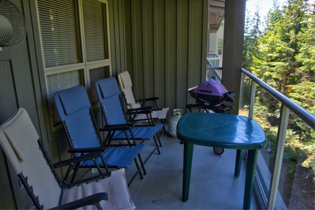 Aspens 1 Bedroom Unit 315 BBQ