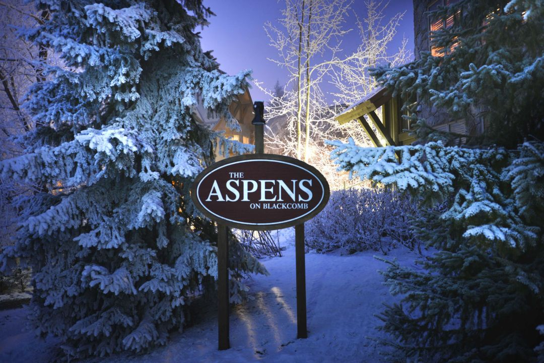 Aspens 2 Bedroom Unit 319 SIGN