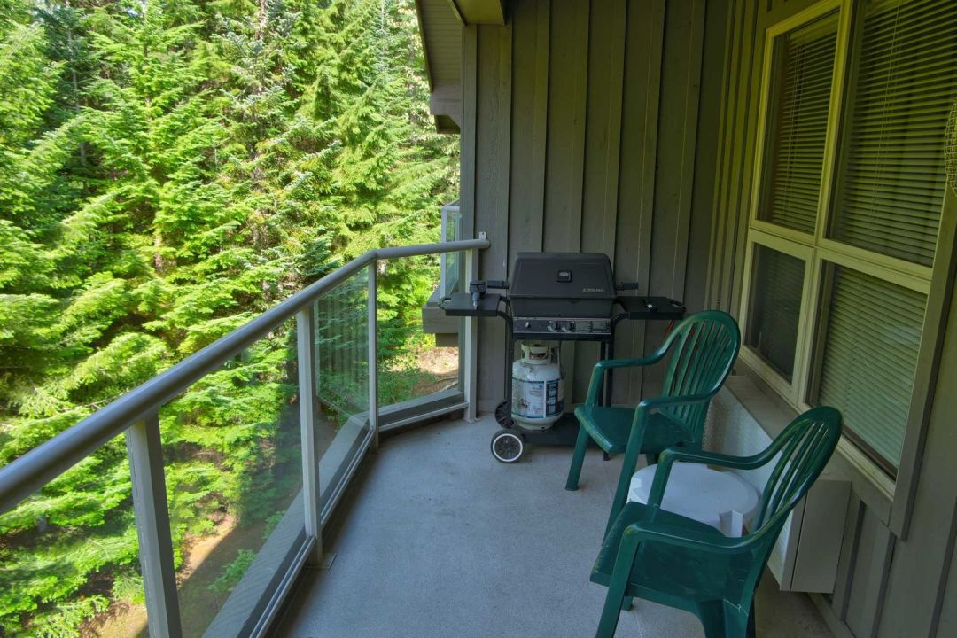 Aspens 1 Bedroom Unit 328 BBQ