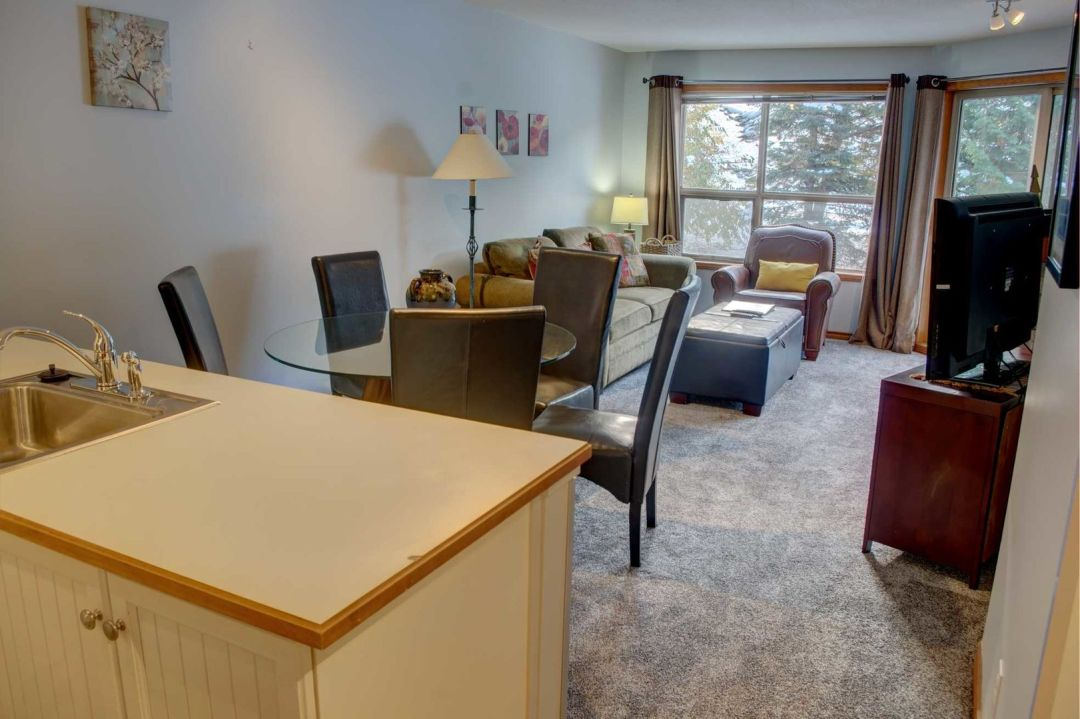 Aspens 1 Bedroom Unit 353 DR