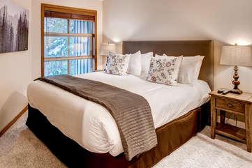Aspens 2 Bedroom Unit 412 BR