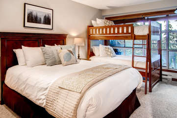 Aspens 2 Bedroom Unit 412 BR2