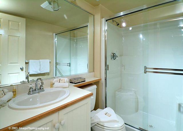 Aspens on Blackcomb 239 Bathroom