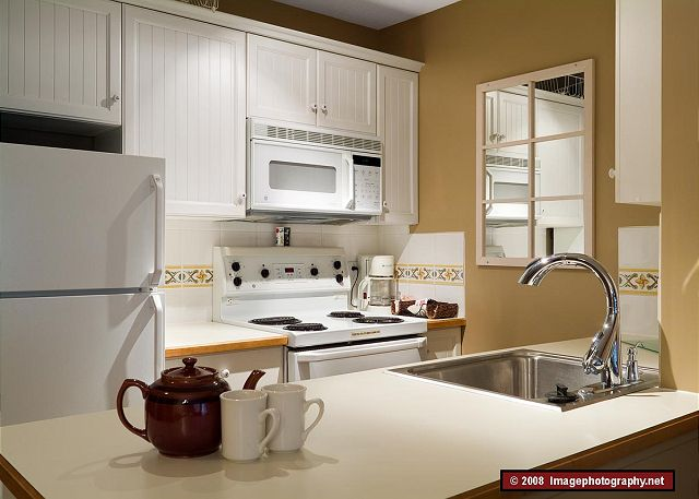 Whistler Aspens 242 Kitchen