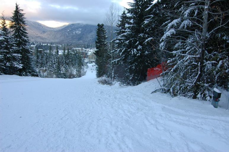 Cedar Ridge Whistler Ski In Ski Out Village Run