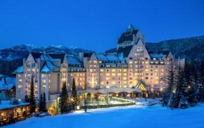 Chateau Whistler A Fairmont Luxury Whistler Hotel