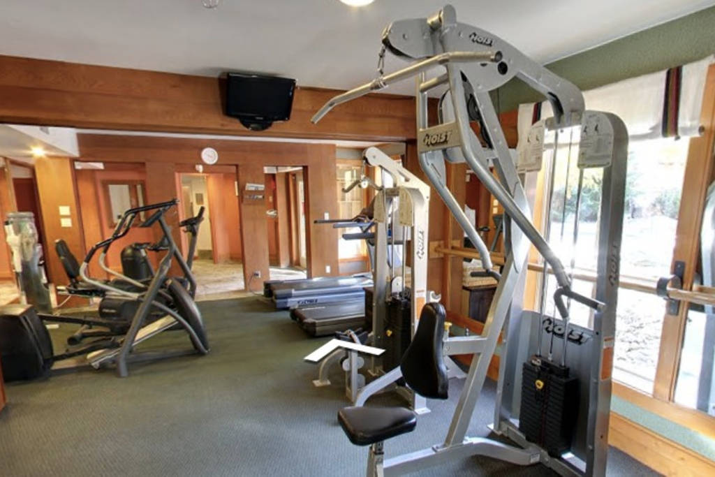 Club Intrawest Whistler Excercise Room