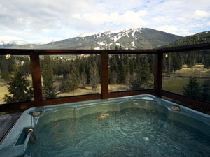 Whistler Blueberry  4 Bed Chalet