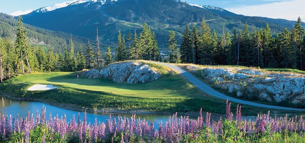 Fairmont Chateau Whistler Golf Course (10)