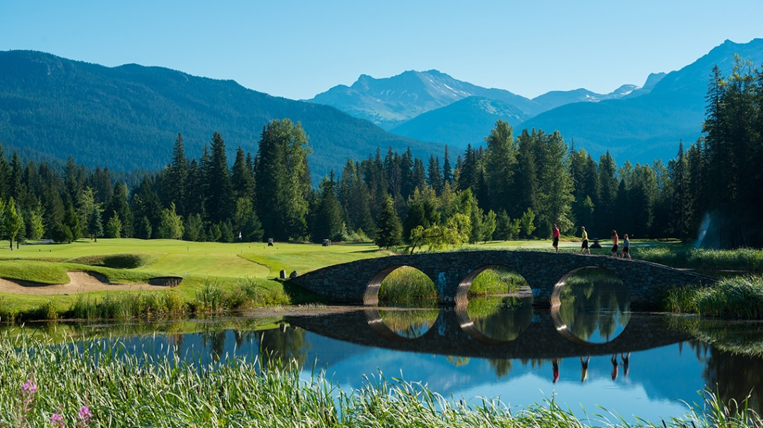 Fairmont Chateau Whistler Golf Course (15)