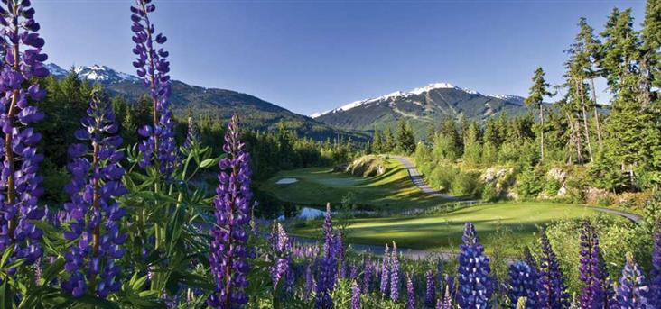 Fairmont Chateau Whistler Golf Course (3)