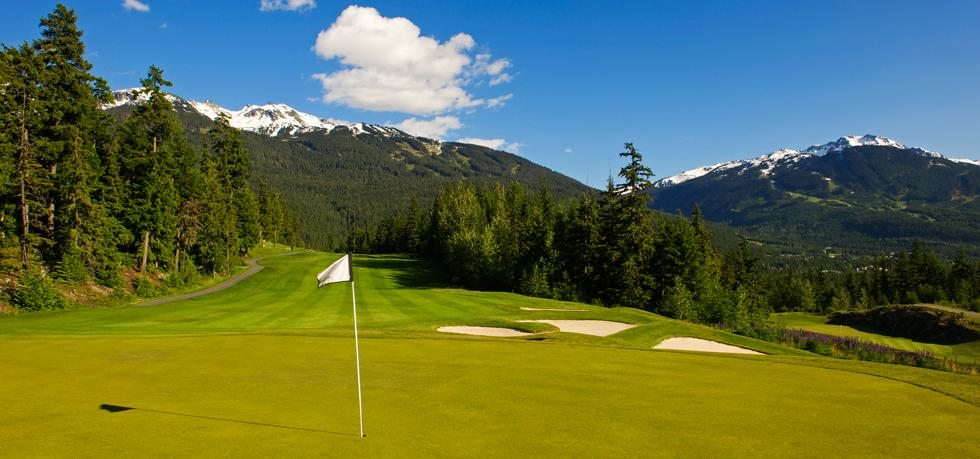 Fairmont Chateau Whistler Golf Course (6)
