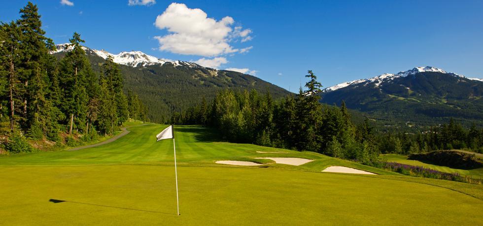 Fairmont Chateau Whistler Golf Course (6)